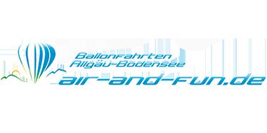 Ballonfahrten Allgäu-Bodensee | Air & Fun GmbH